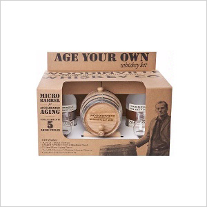 Age your own whisky kit