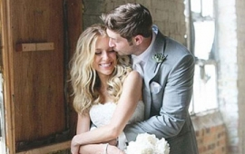 Copy Kristin Cavallari's wedding dress for less